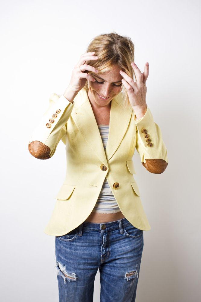 pants. jacket. via noirohiovintage.blogspot.com