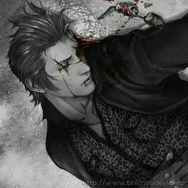Ignis after the battle at Altissia