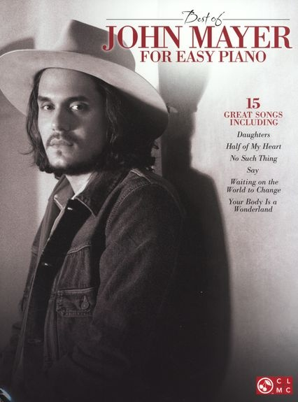 Best Of John Mayer for Easy Piano. £14.95