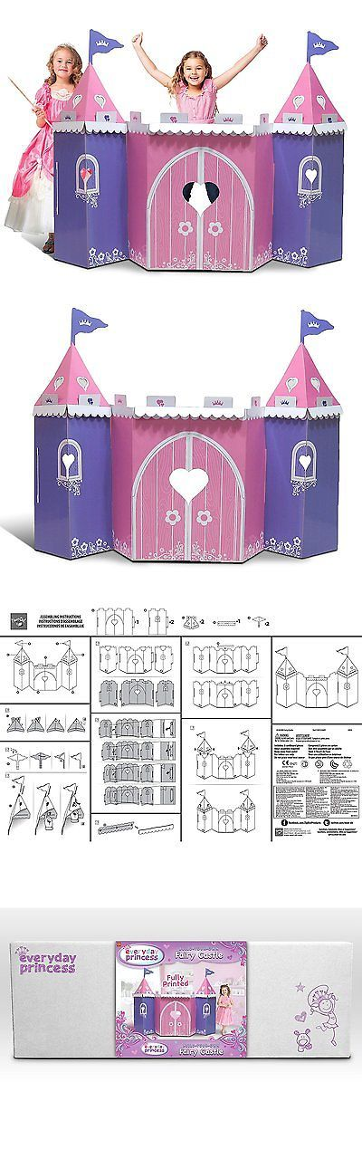 Other Play Tents and Tunnels 11744: Neat-Oh! Lifesize Fairy Castle -> BUY IT NOW ONLY: $42.19 on eBay!