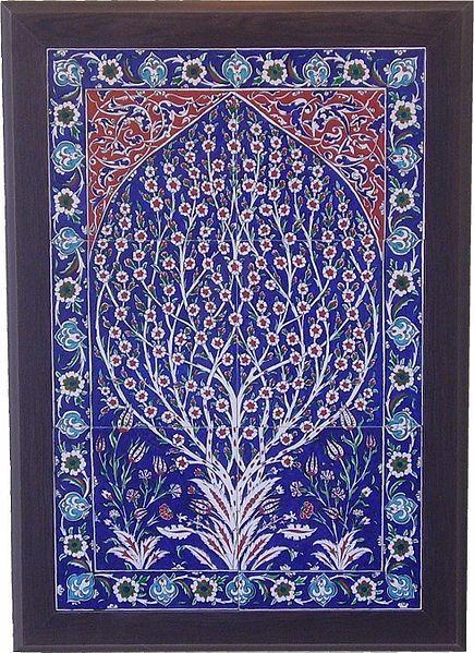 Blue Turkish #tile // #coverings13 #Crossville