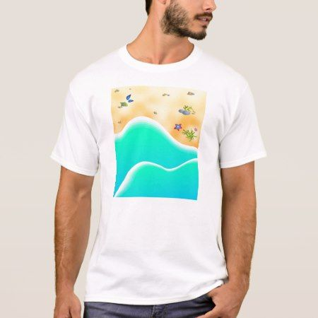 Beach T-Shirt - click to get yours right now!