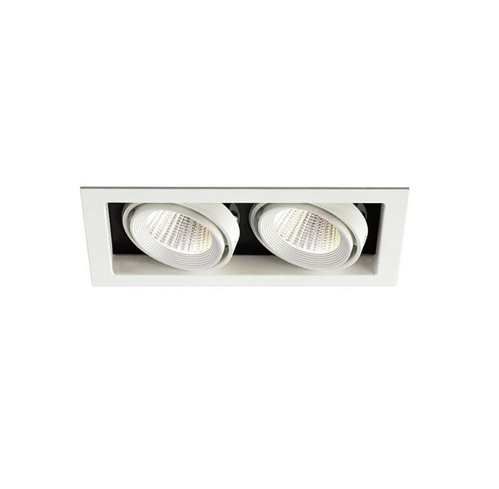 Cali Duece | twin recessed downlights | ambience