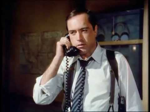 "Philip Marlowe,private eye Powers Boothe) in: ""The Pencil"" Part 2 - YouTube"