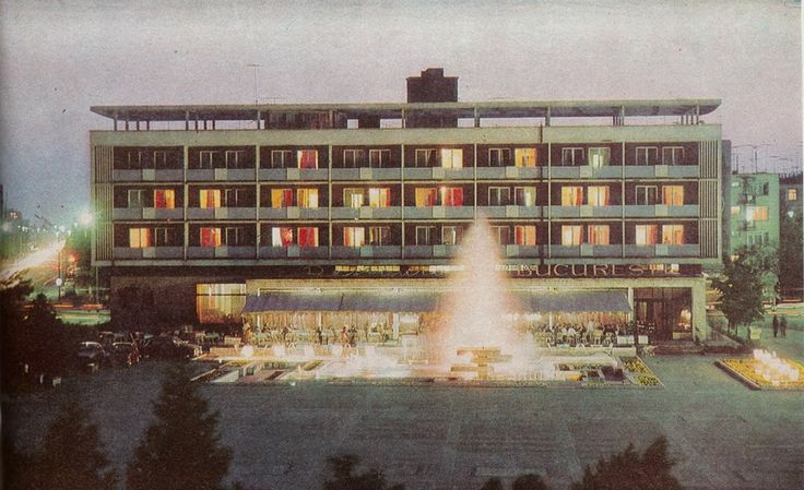 Hotel Bucuresti, Baia Mare