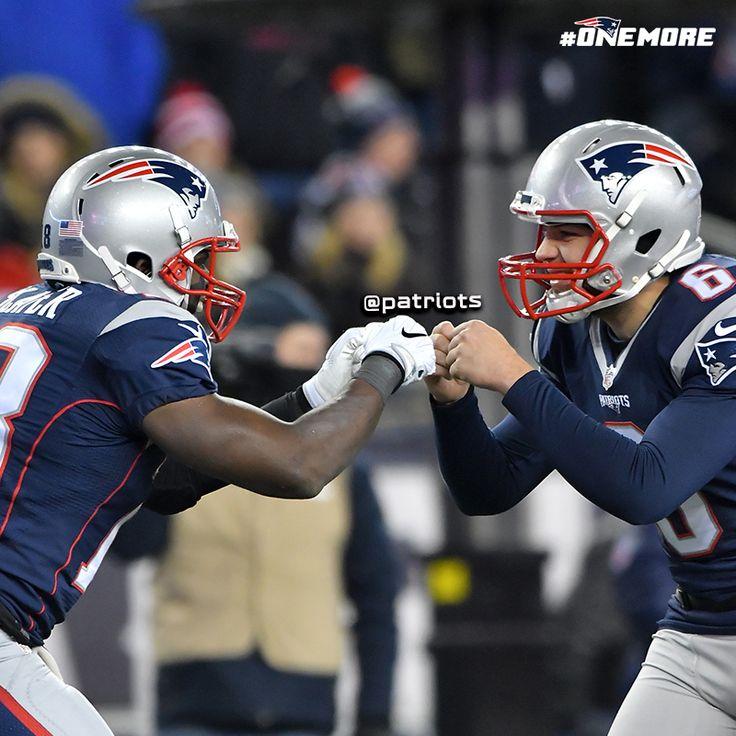 Fist bump! #Patriots