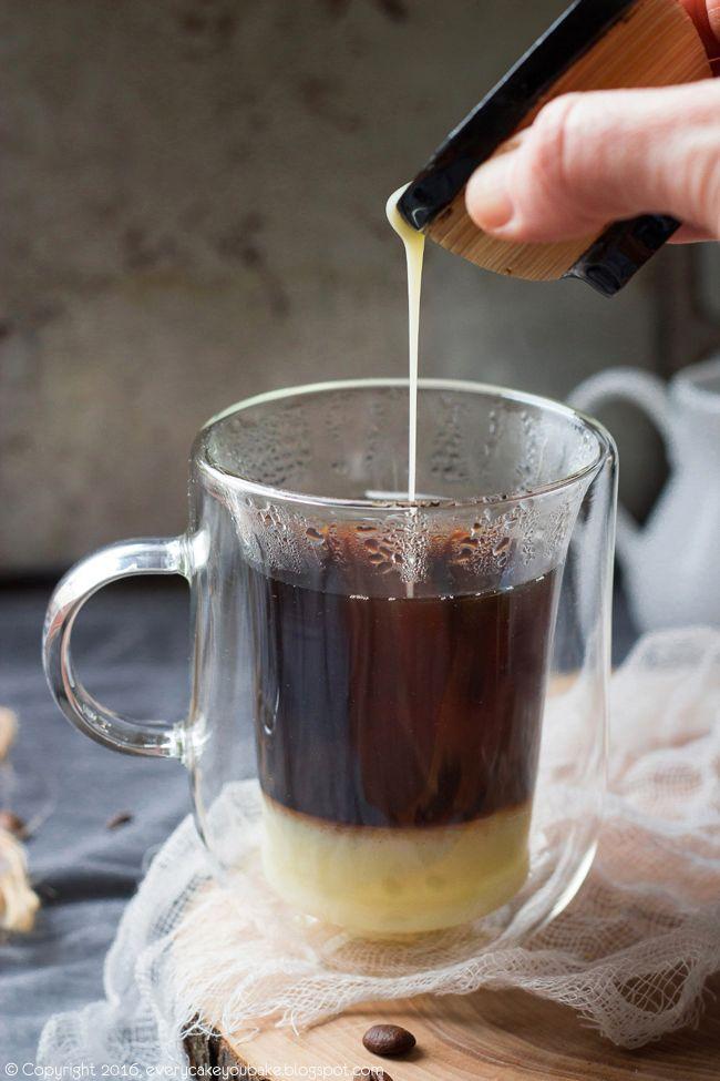Kawa po wietnamsku, Vietnamese coffee, #kawa #coffee #Wietnam #Vietnam
