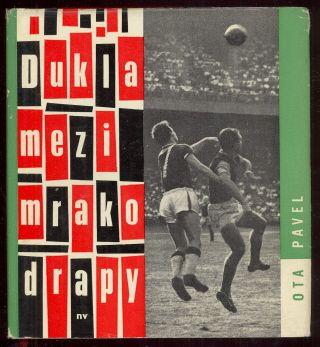 Czech book - dedicated by Ota Pavel Nase vojsko Praha (1964)