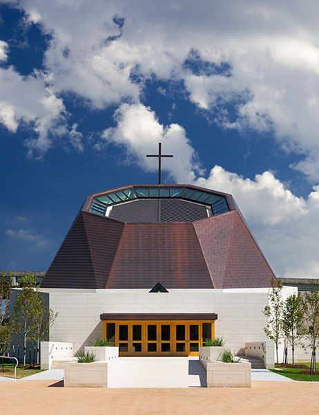 New and Restored Buildings in New Orleans After Hurricane Katrina454 best Capillas images on Pinterest   Modern church  Church  . New Orleans Architect Firms. Home Design Ideas