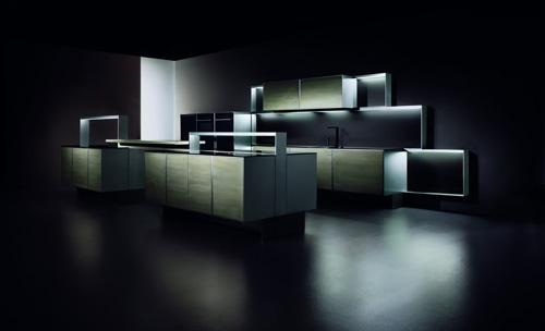 kitchen for men / Porsche Design