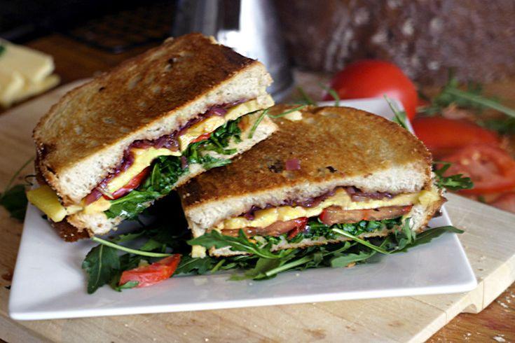 prostě super sendvič | Veganotic
