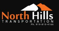North Hills Transportation provides a reliable Raleigh car service for various transfer situations. Use our services if you need transport for transport to hotels or corporate events.