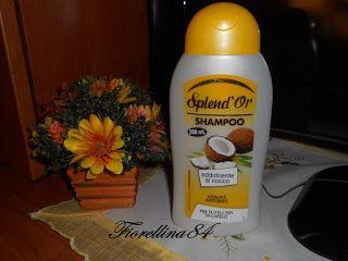 ...Fiorellina84...: Shampoo addolcente al cocco