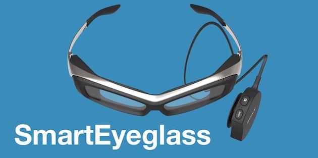 Sony SmartEyeGlass akıllı gözlük modelini tanıttı. SmartGlassEye özellikleri,fiyatı,işlemcisi,ekranı,kamerası,sensör özellikleri,reklam filmi,hafızası.