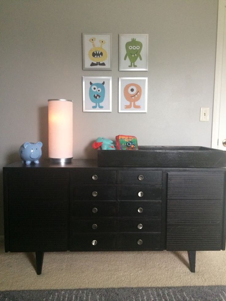 Gender Neutral Yellow and Teal Nursery | Project nursery ...