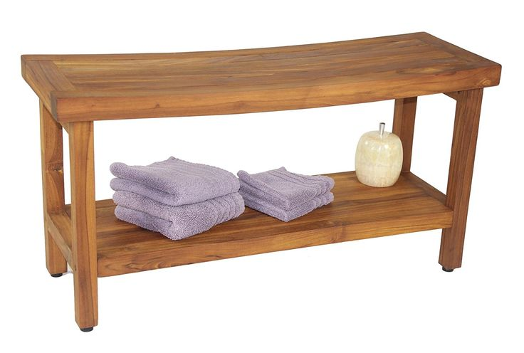 Teak Benches For Shower You have multiple options when it is time to select the right bench furniture for your bathroom. You will find different quality and different features in different benches. Some of the benches are good in size and look; but they may be expensive, or may be that, there are some benches …