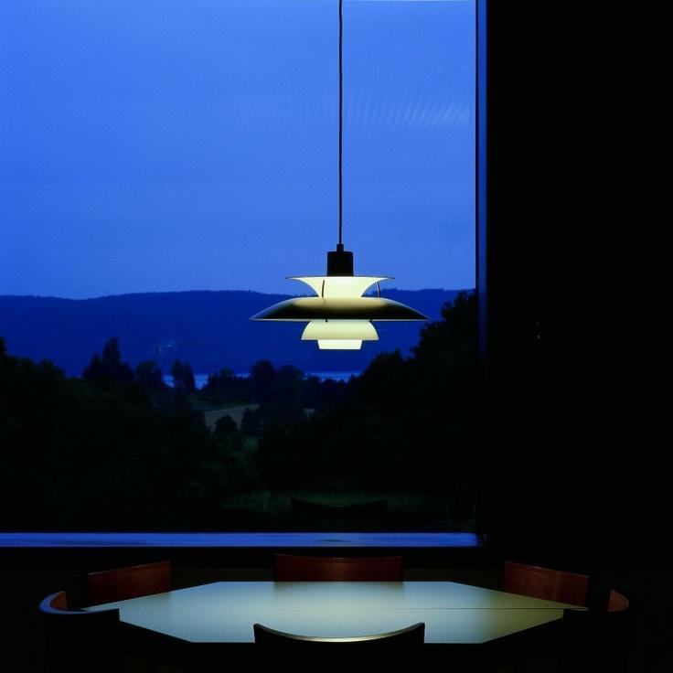 12 best Poul Henningson - Ph50 / Ph5 Lamp Series images on Pinterest ...