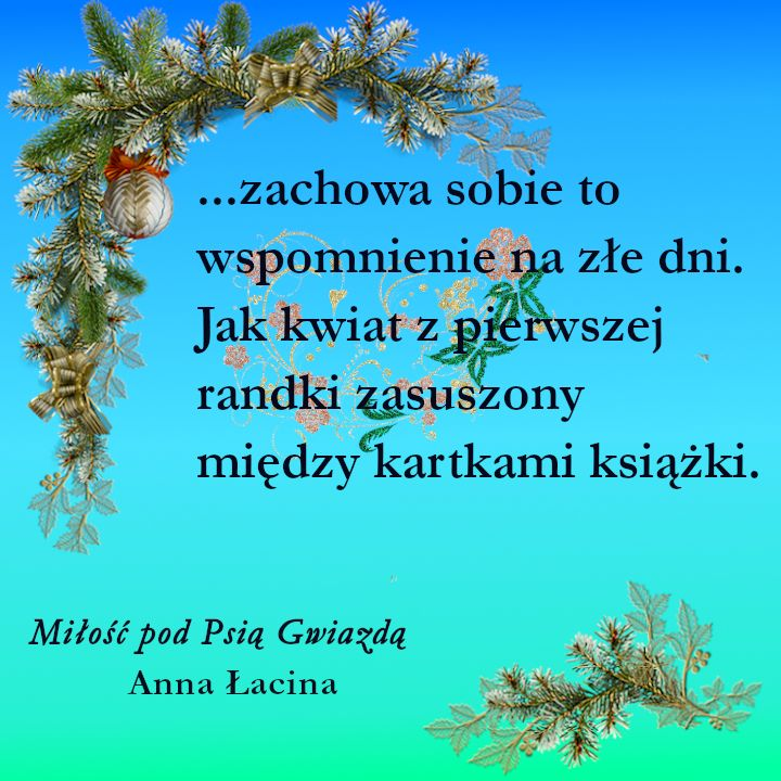 Tom 3 Milosc Pod Psia Gwiazda Anna Herbs Poci