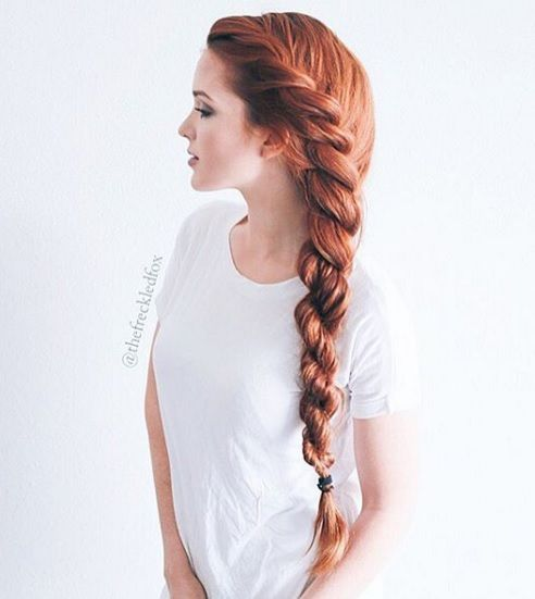 Master The Rope Braid Hairstyle In 5 Steps