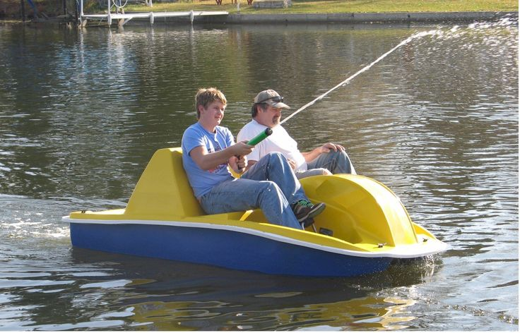 17 best images about pedal boats on for Fishing paddle boat