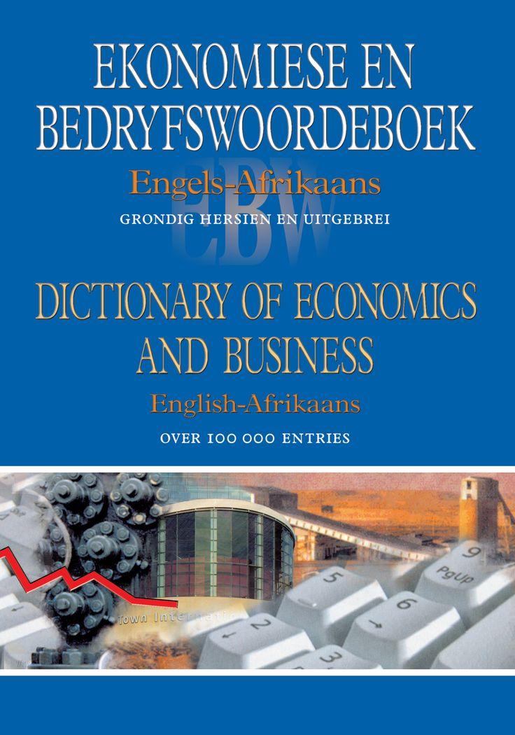 Ekonomiese en Bedryfswoordeboek