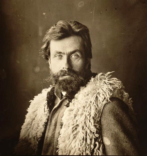 Witkiewicz, Stanislaw (1851-1915) in 1890 by Photographer Unknown to Me by RasMarley, via Flickr