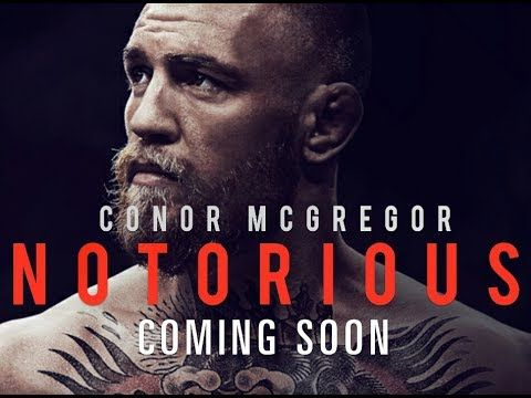 MMA Conor McGregor Movie Coming Soon