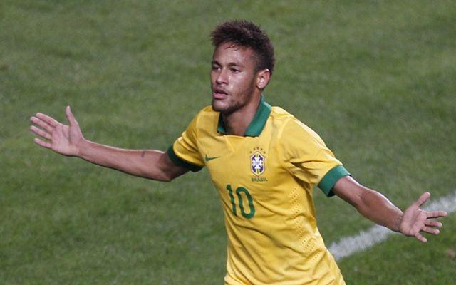 Blog Cidade de Marília: Neymar pode ficar fora da semifinal