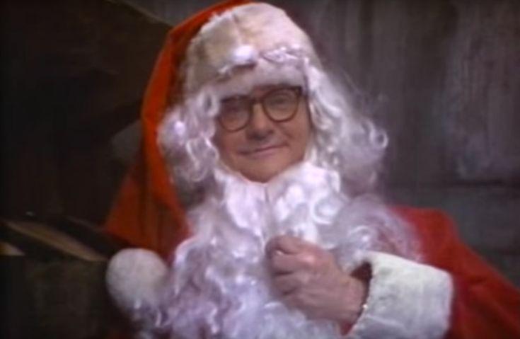 a Wally Cox Christmas