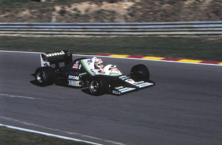 1985 RAM 03 - Hart (Philippe Alliot)
