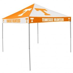 Tennessee Volunteers Color Pop Up Tailgate Canopy Tent