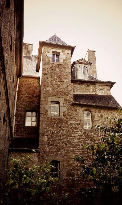 Chateau des salles #Guingamp #Bretagne