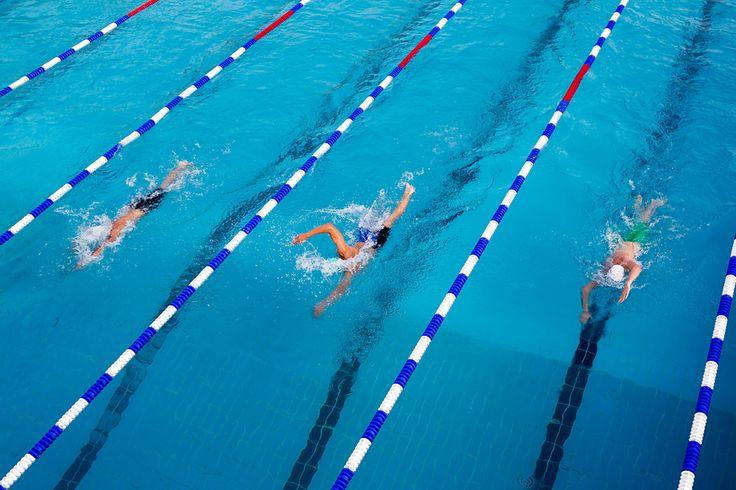 One-Hour Workout: Strong-Steady Swim Set | Triathlete.com #onehourworkout