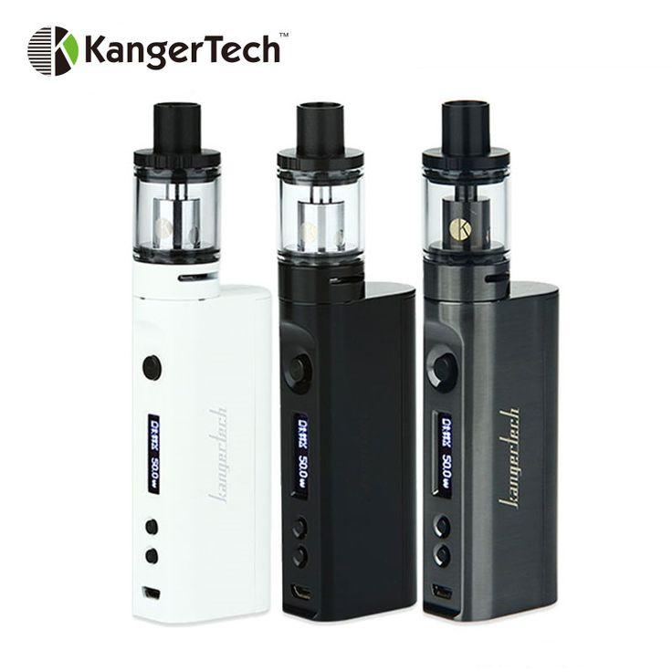 Kangertech Subox Mini-C Vaporizer TC50W //Price: $48.00 & FREE Shipping //     #hrbnlife