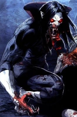 "Morbius (""The Living Vampire""). An interesting concept: a biological vampire, with surface level traits/abilities that mimic supernatural vampires, but which are derived from vampire bat genetics."