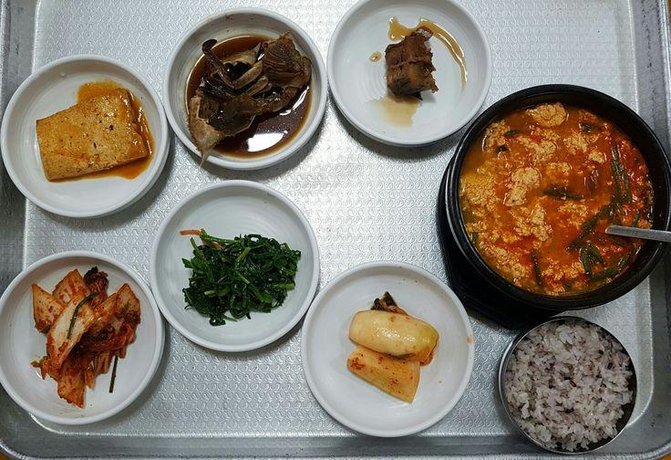 south Korea Daejeon City food