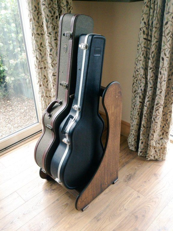 For Oak Guitar Rack Cases Free Delivery To Mainland Uk