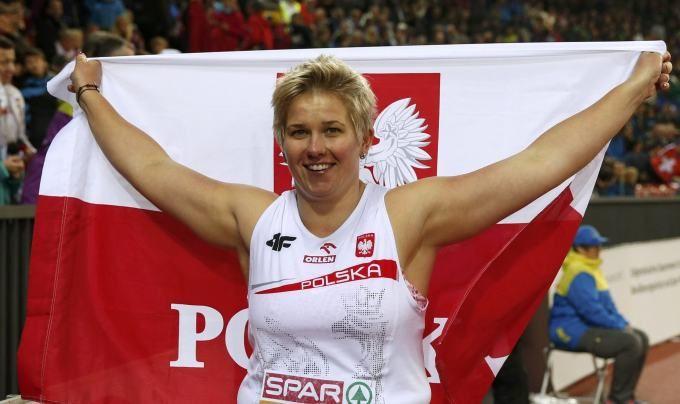 Anita Włodarczyk - REKORD ŚWIATA DLA POLKI!