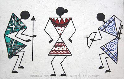 Indian Art: Warli Art (Maharashtra)