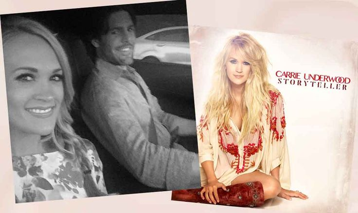 Carrie Underwood Releases New Song About Her Husband and Son