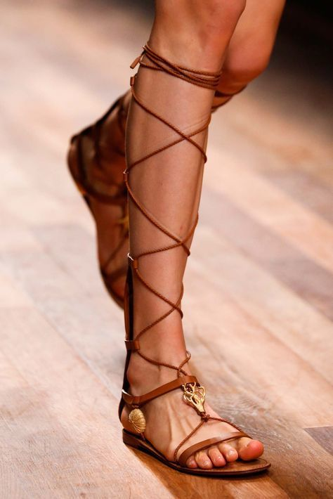 Shoe Trends For Spring 2015