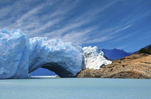 Nella Patagonia dei ghiacciai e dei pinguini - Mondo - In Viaggio - Ansa.it