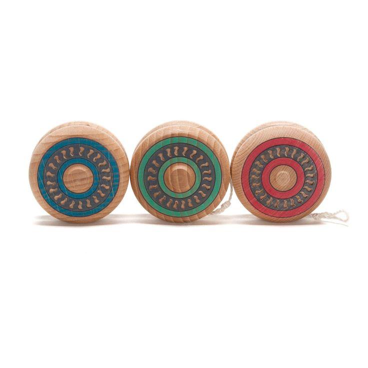 arabesque yo-yo
