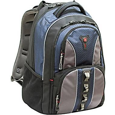 SwissGear® GA-7343-06F00 Cobalt Backpack For 15.6in. Notebook, Blue