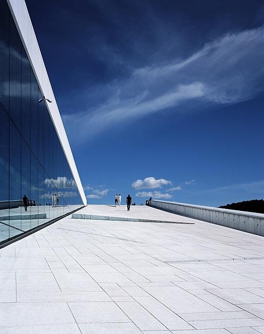 architecture norway | Oslo Opera