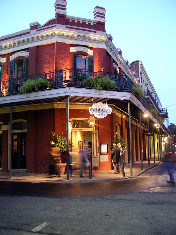 Muriels, New Orleans, Louisiana