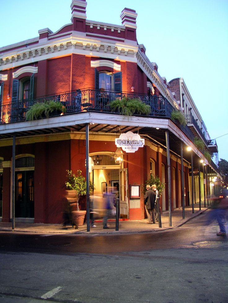 Muriels, New Orleans, Louisiana