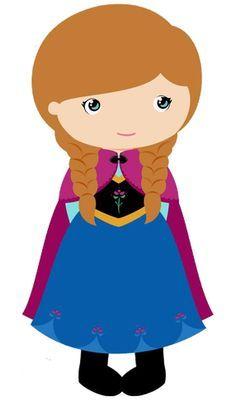 Más figuras de Frozen para disfrutar, jugar, y divertirse creando stickers propios, decoración para fotos, adornos de fiesta, ambientación para un cumpleaños, etc. Esta mini colección te trae imáge…