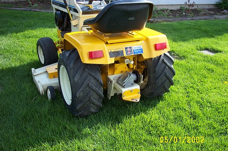 Garden Tractor Track Drive Kit : Cub cadet old lawn tractors pinterest cubs