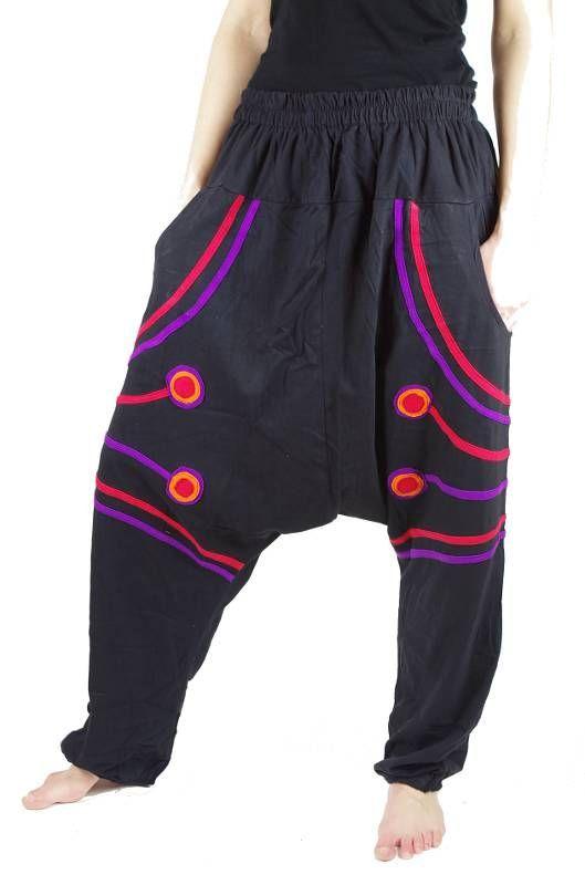 Výsledek obrázku pro turecké kalhoty pánské